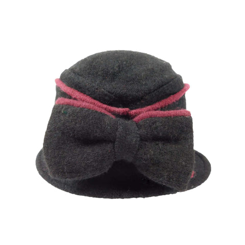 Beanie with Big Bow