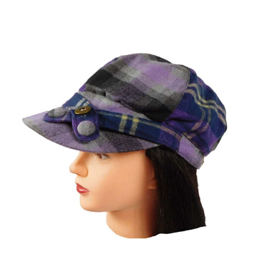 Plaid Cap - SetarTrading Hats