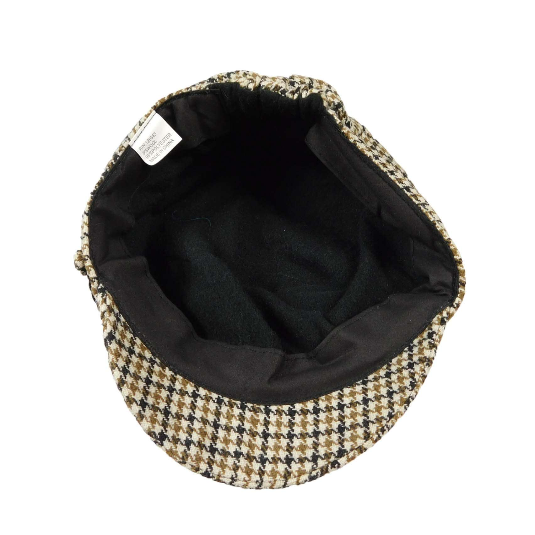 Cap with Leather Band - SetarTrading Hats