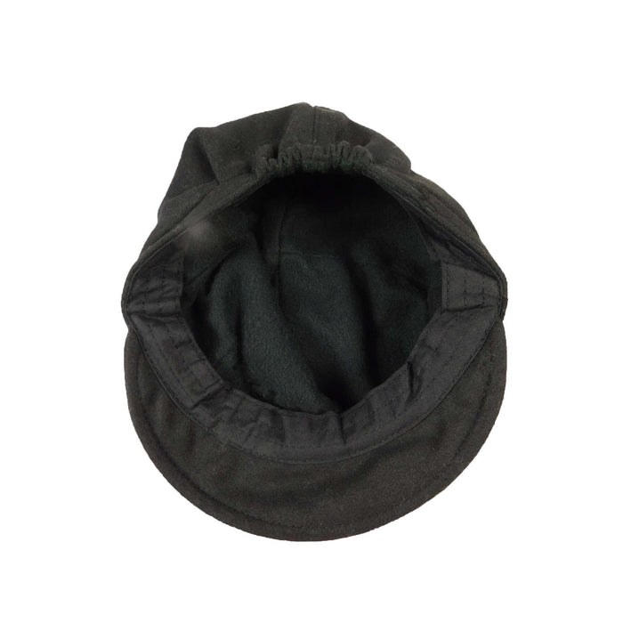 Black Gatsby Cap - SetarTrading Hats