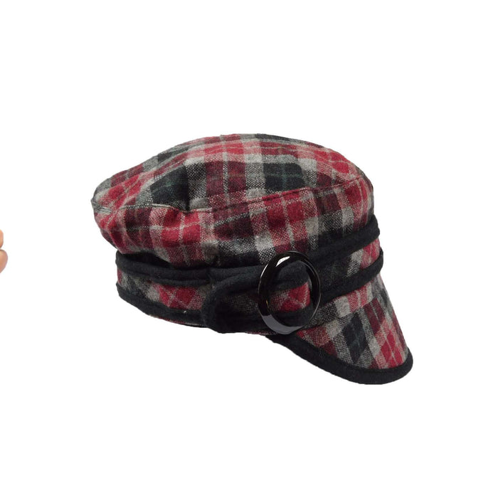 Red and Green Cap - SetarTrading Hats