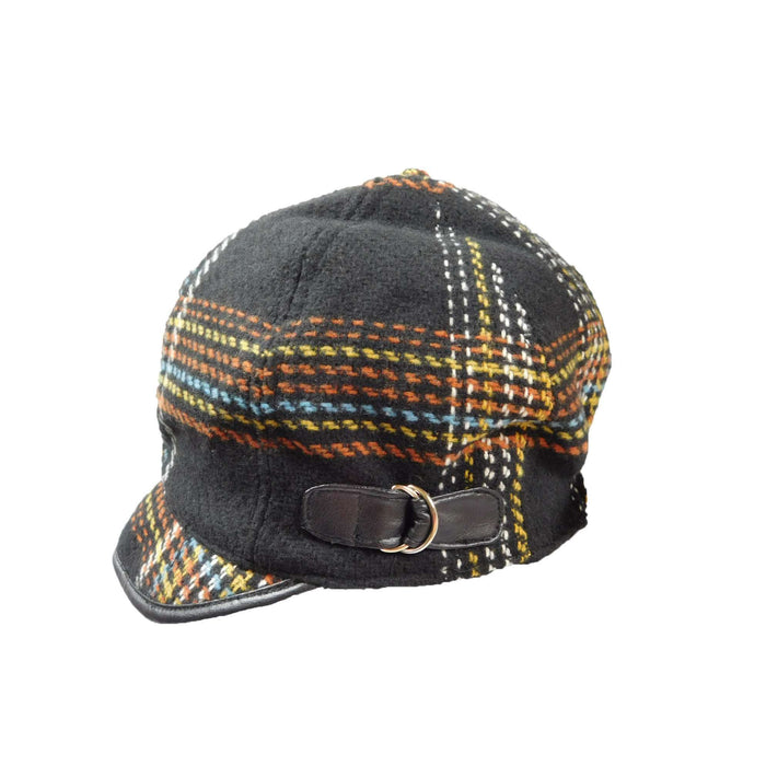 Multicolor Jockey Cap - SetarTrading Hats