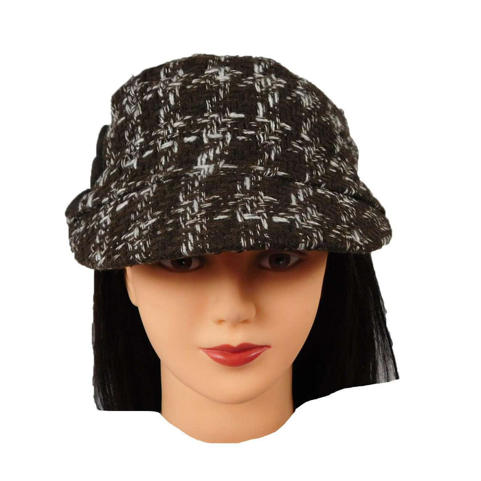 Wool Blend Cabbie - SetarTrading Hats