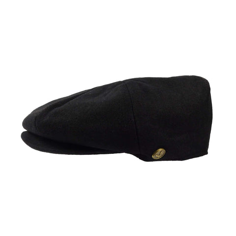 Wool Felt Newsboy Cap