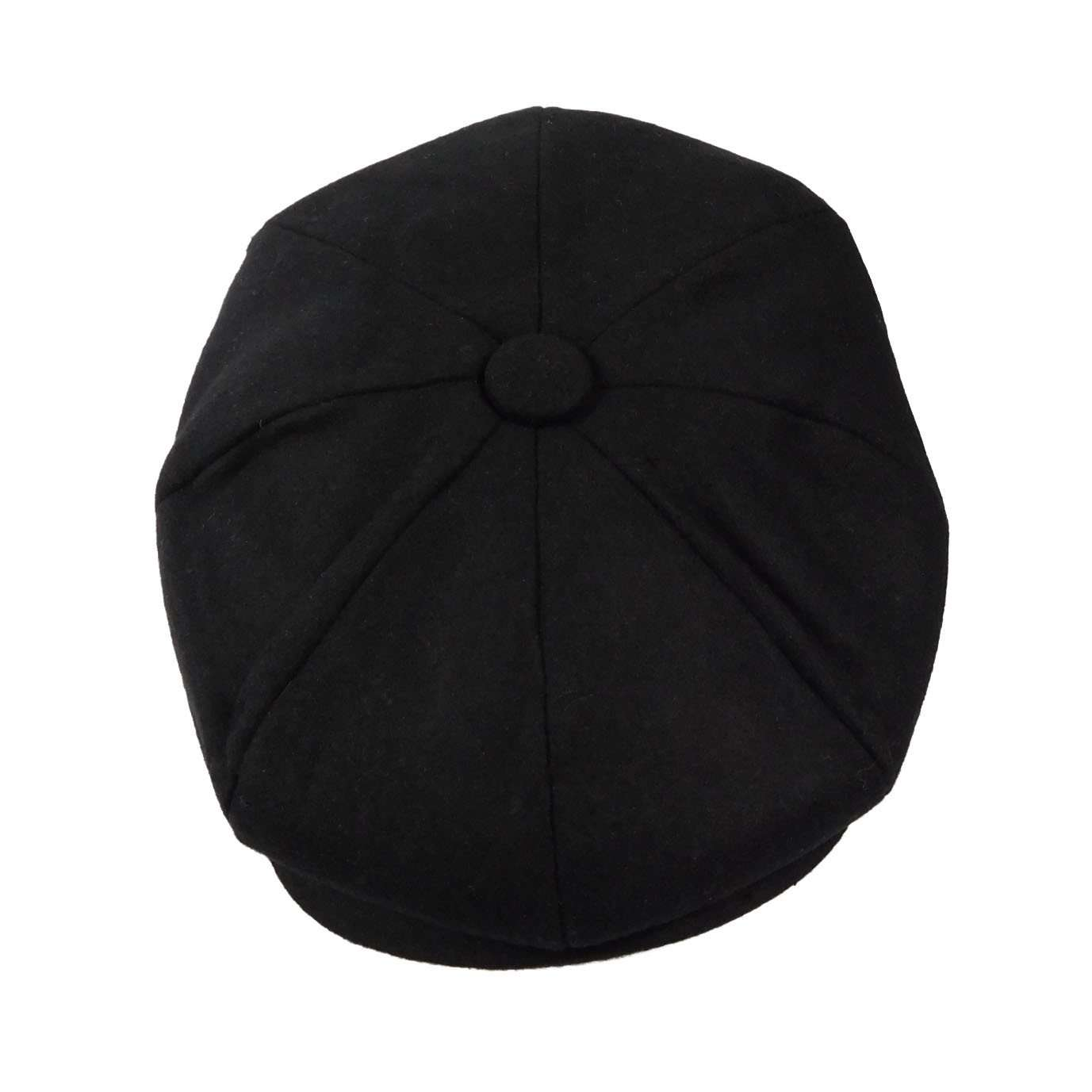 Wool Felt Newsboy Cap - SetarTrading Hats