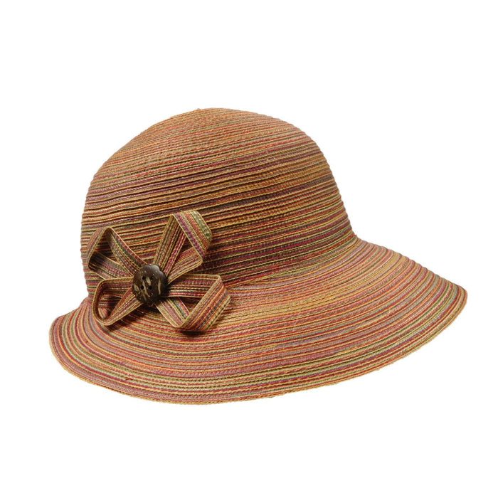 Sunset Polybraid Bonnet - SetarTrading Hats