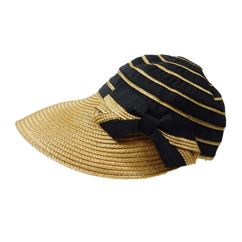 Large Straw Bill Cap