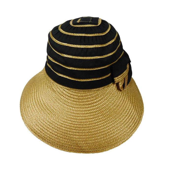 Large Straw Bill Cap - SetarTrading Hats