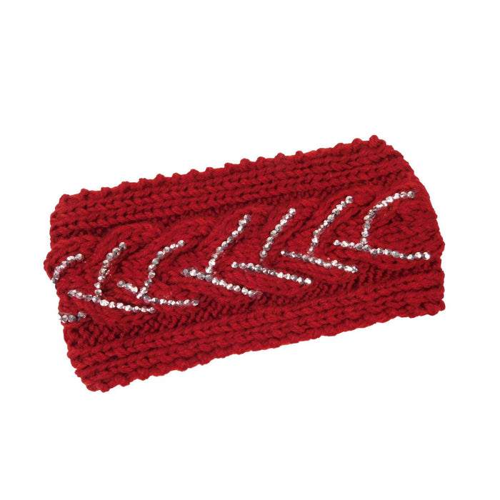 Head Band with Rhinestones - SetarTrading Hats