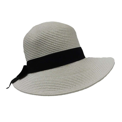 Asymmetrical Brim Summer Hat - SetarTrading Hats