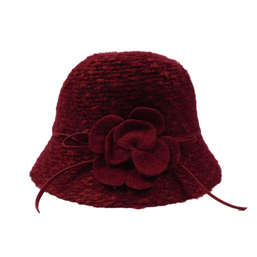 Mohair Cloche - SetarTrading Hats