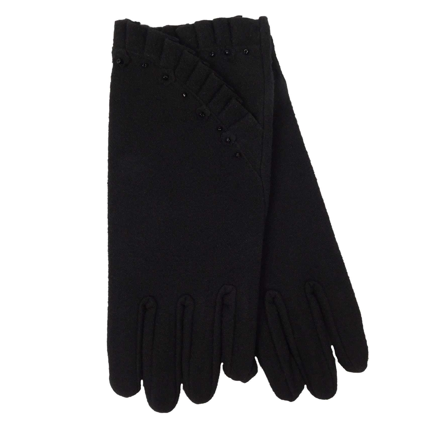 Texting Glove with Ruffles - SetarTrading Hats