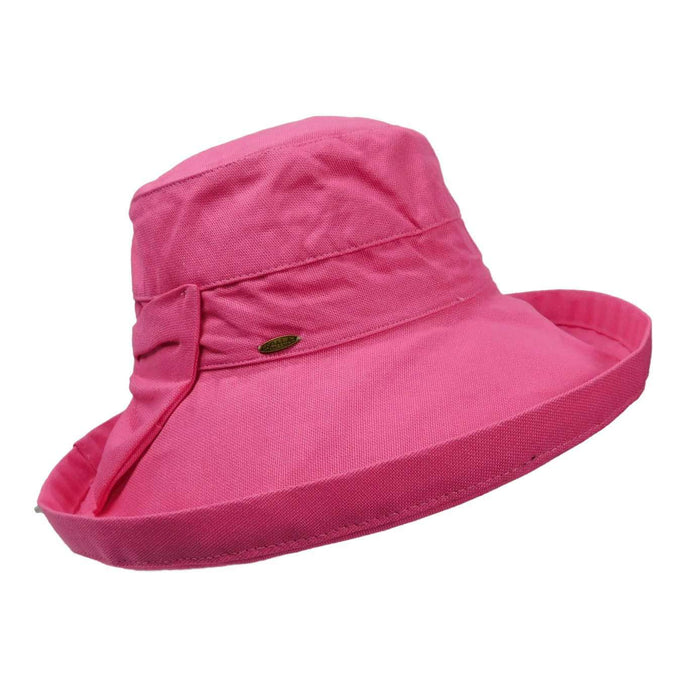 Scala Kettle Brim with Bow - SetarTrading Hats