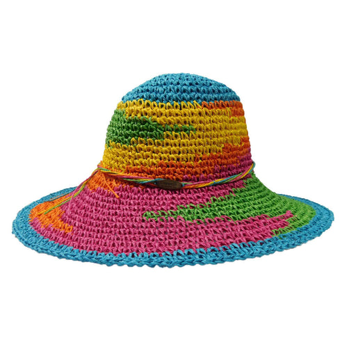 Hand Crocheted Toyo Floppy - SetarTrading Hats