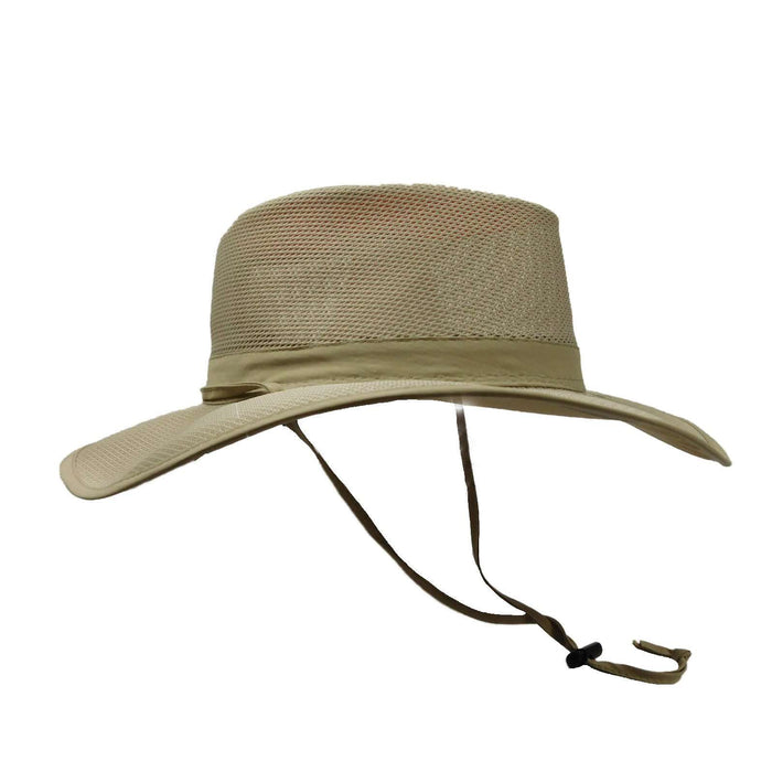 Stetson No Fly Zone Mesh Brim Safari Hat - SetarTrading Hats