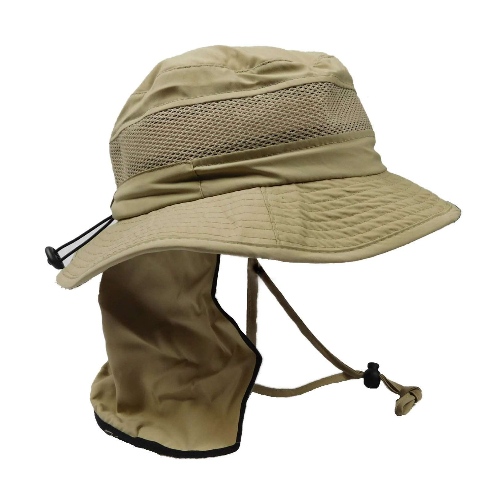 ee040fe4d2f Stetson No Fly Zone Fishing Hat-Insect Repellent Sun Shield Bucket Hat