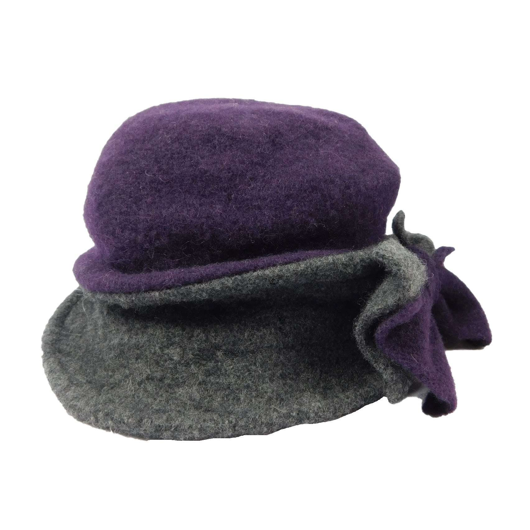 Boiled Wool Little Hat - SetarTrading Hats