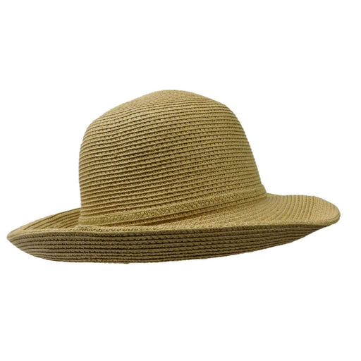 Small Kettle Brim Summer Hat - SetarTrading Hats