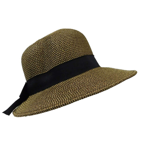 Asymmetrical Brim Summer Hat -Large- XLarge sizes