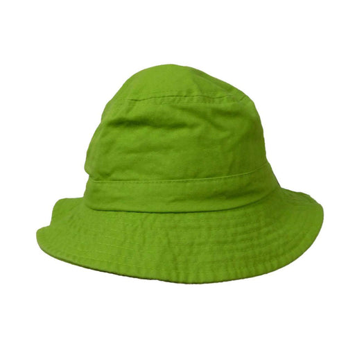 Washed Twill Kid's Bucket Hat - DPC Kids - SetarTrading Hats