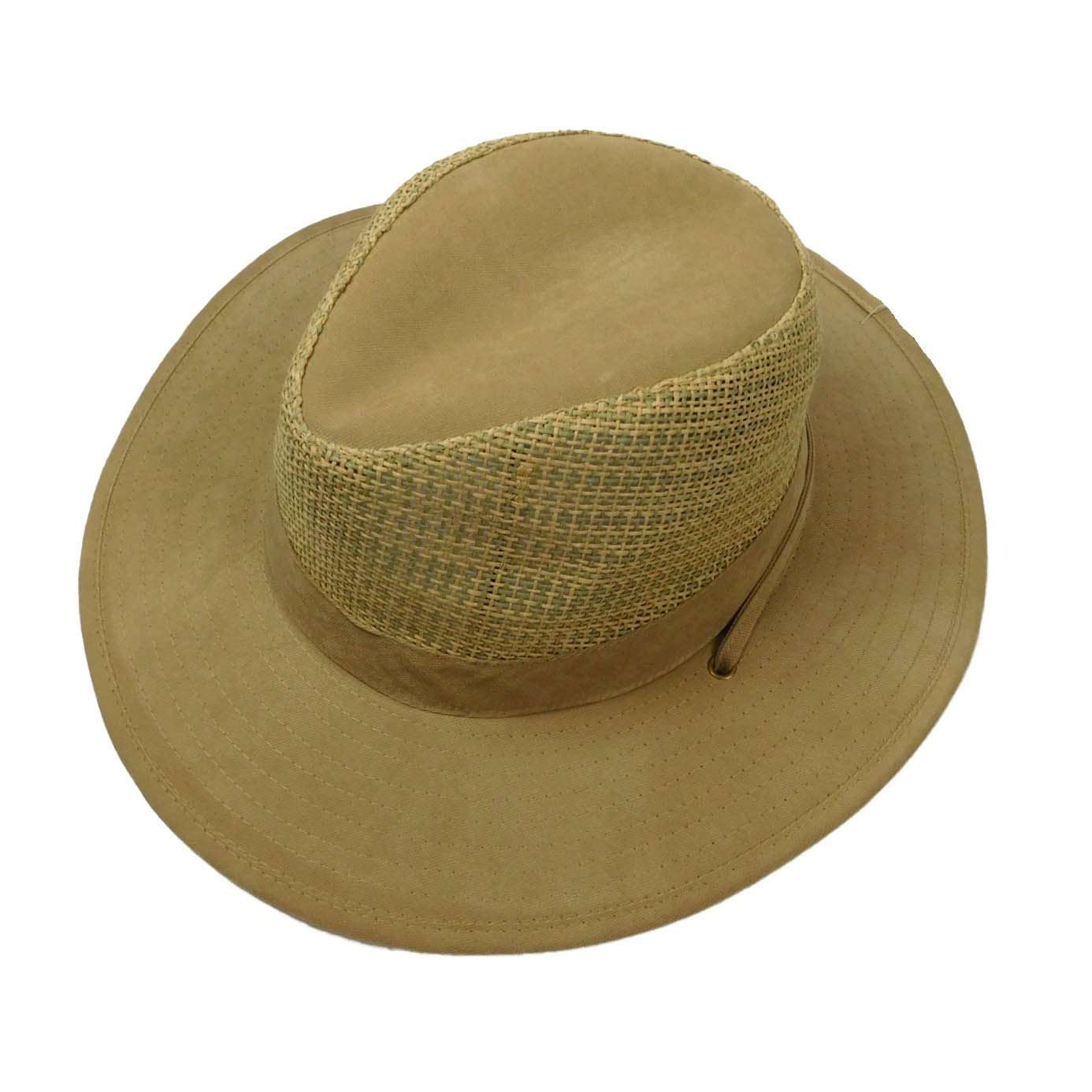 Microfiber Safari Hat - SetarTrading Hats