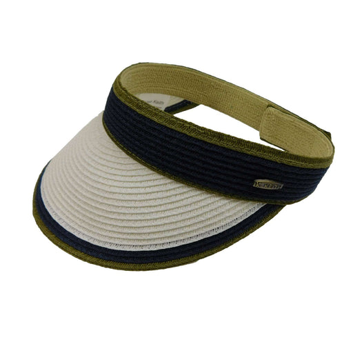 Sun Visor -Karen Keith Collection - SetarTrading Hats