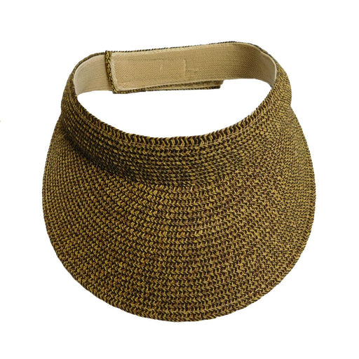 Traditional Sun Visor Tweed - SetarTrading Hats
