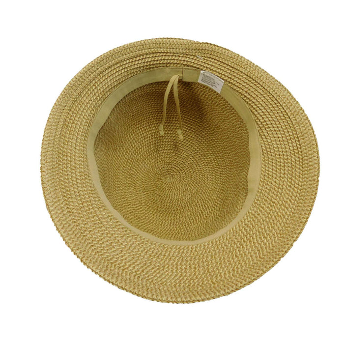 Slanted Brim Summer Cloche by JSA for Women - SetarTrading Hats