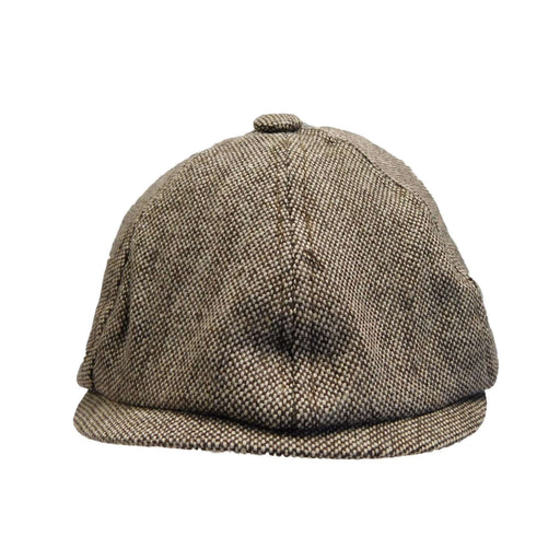 Tweed Poor Boy Cap - SetarTrading Hats