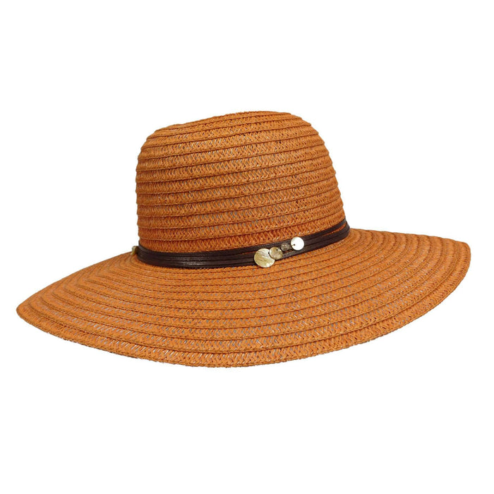 0617b9b0bc216 Tropical Trends Summer Floppy Hat - Women s Colorful Beach Hats ...