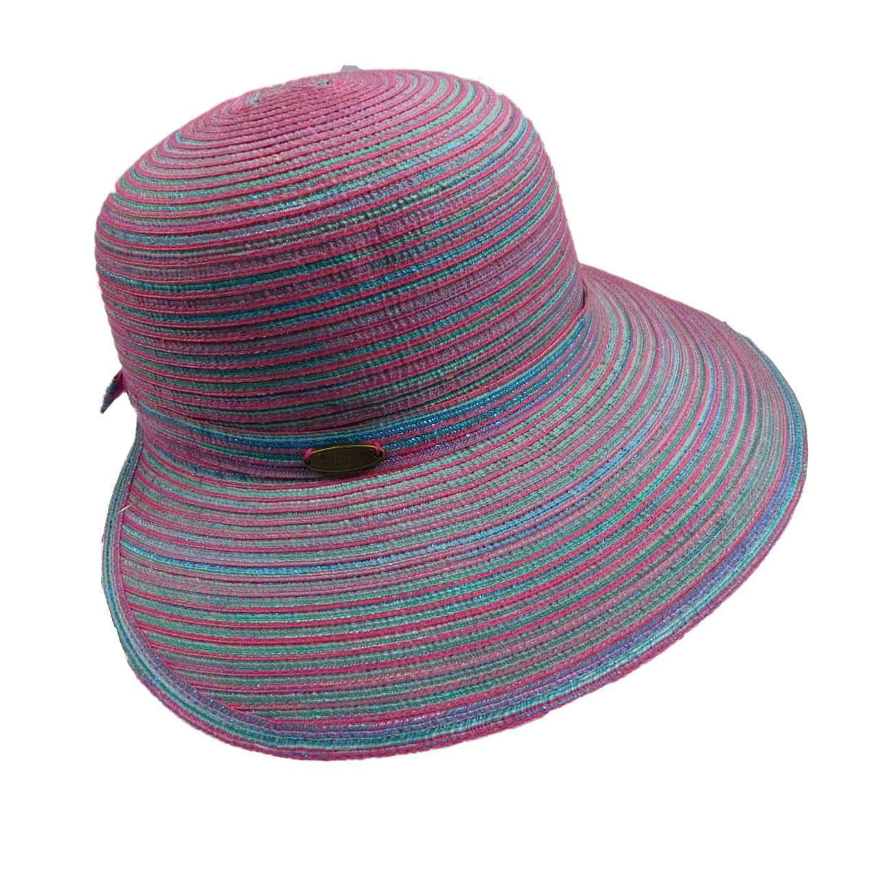Cappelli Polybraid Multicolor Facesaver - SetarTrading Hats