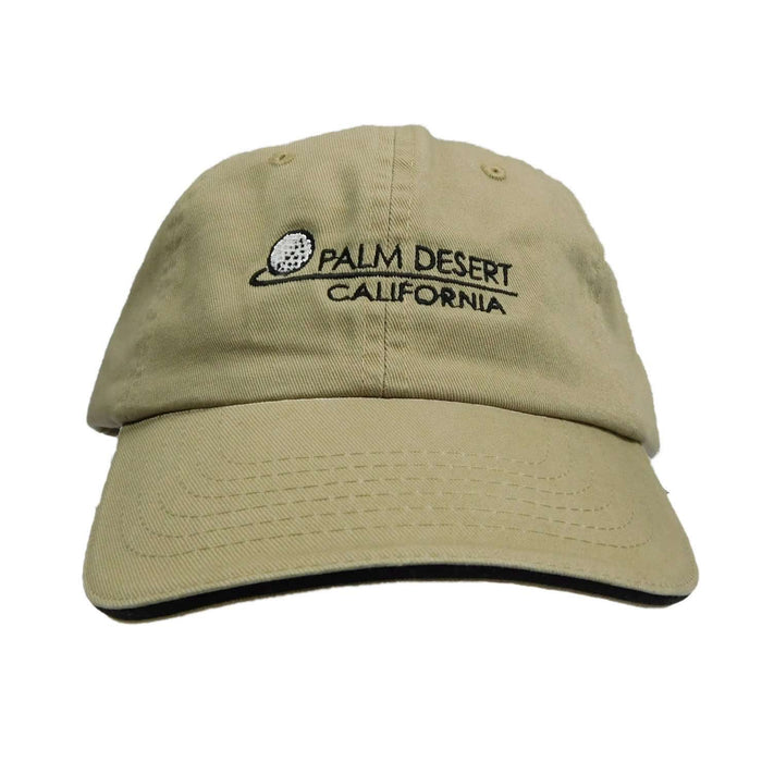 DPC Unstructured Cap with PALM DESERT - SetarTrading Hats