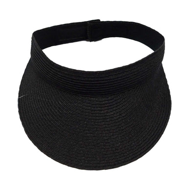 Traditional Solid Color Sun Visor - SetarTrading Hats