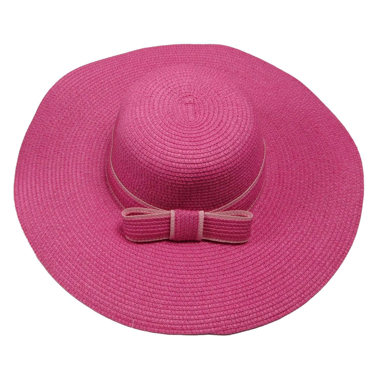 Sun Hat with Bow Detail - SetarTrading Hats