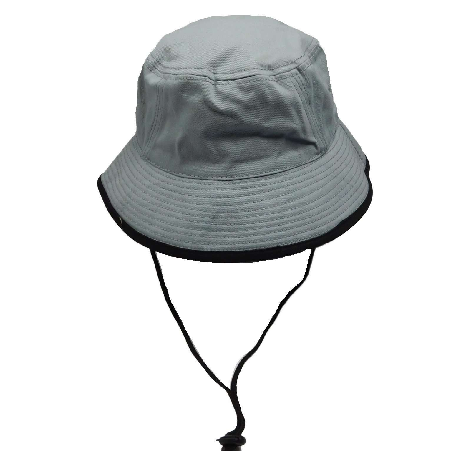 Cotton Bucket Hat with Stitched Brim - SetarTrading Hats