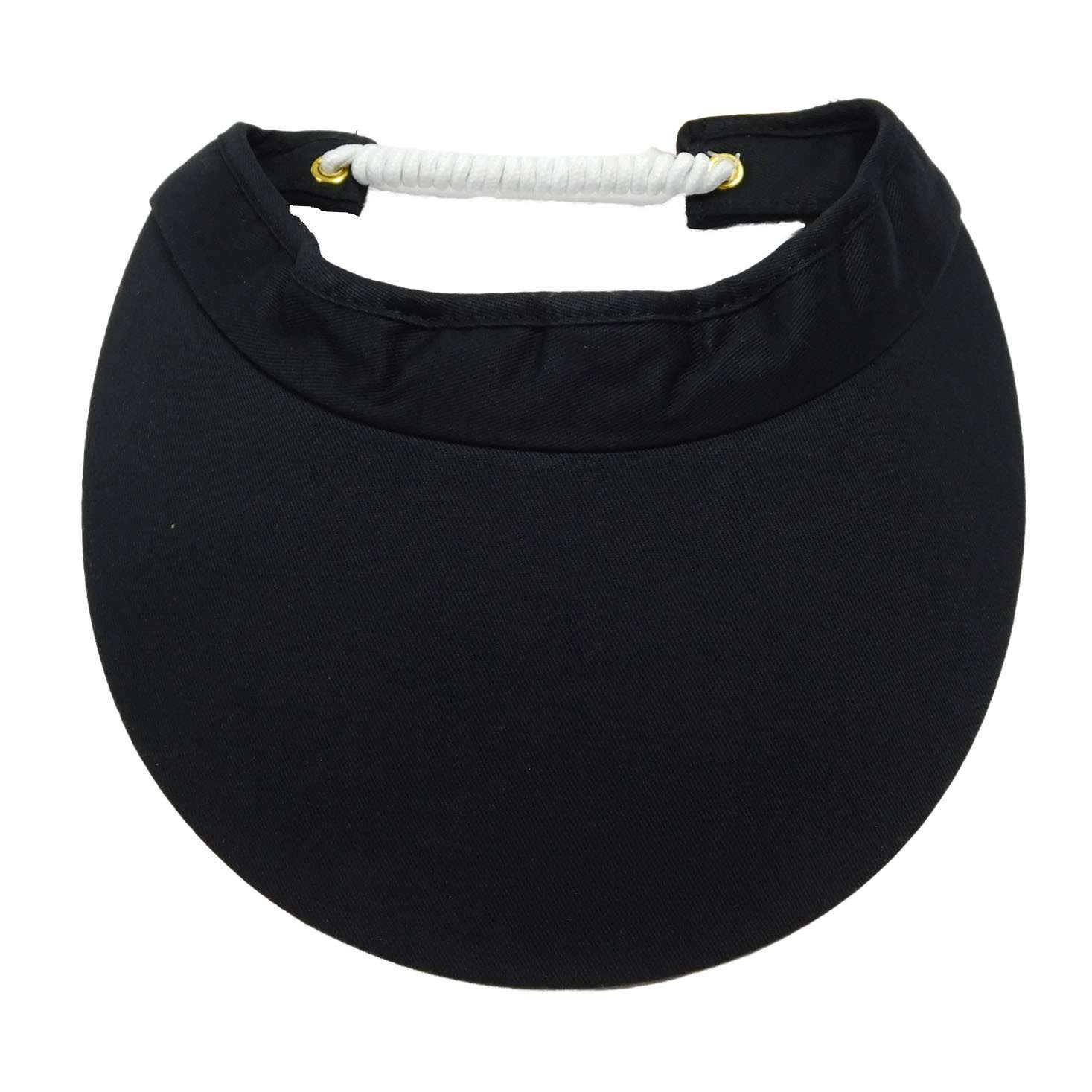 Sun Visor with Coil Lace - SetarTrading Hats