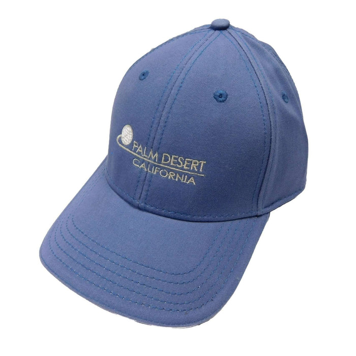 DPC Structured Twill Cap with PALM DESERT - SetarTrading Hats