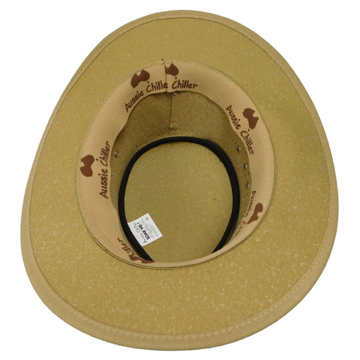 Aussie Chiller Perforated Bushie Hat - SetarTrading Hats