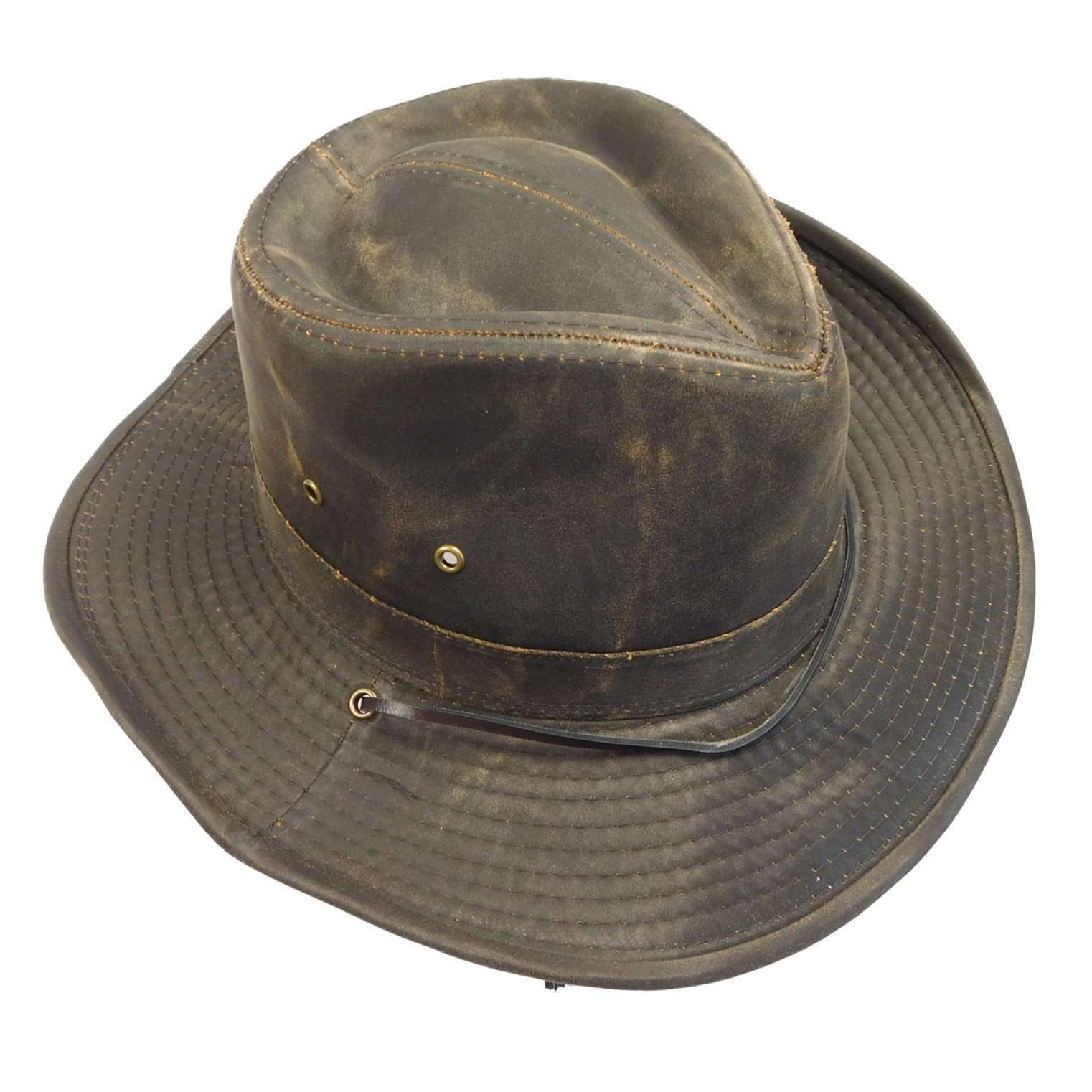 Weathered Cotton Outback - SetarTrading Hats