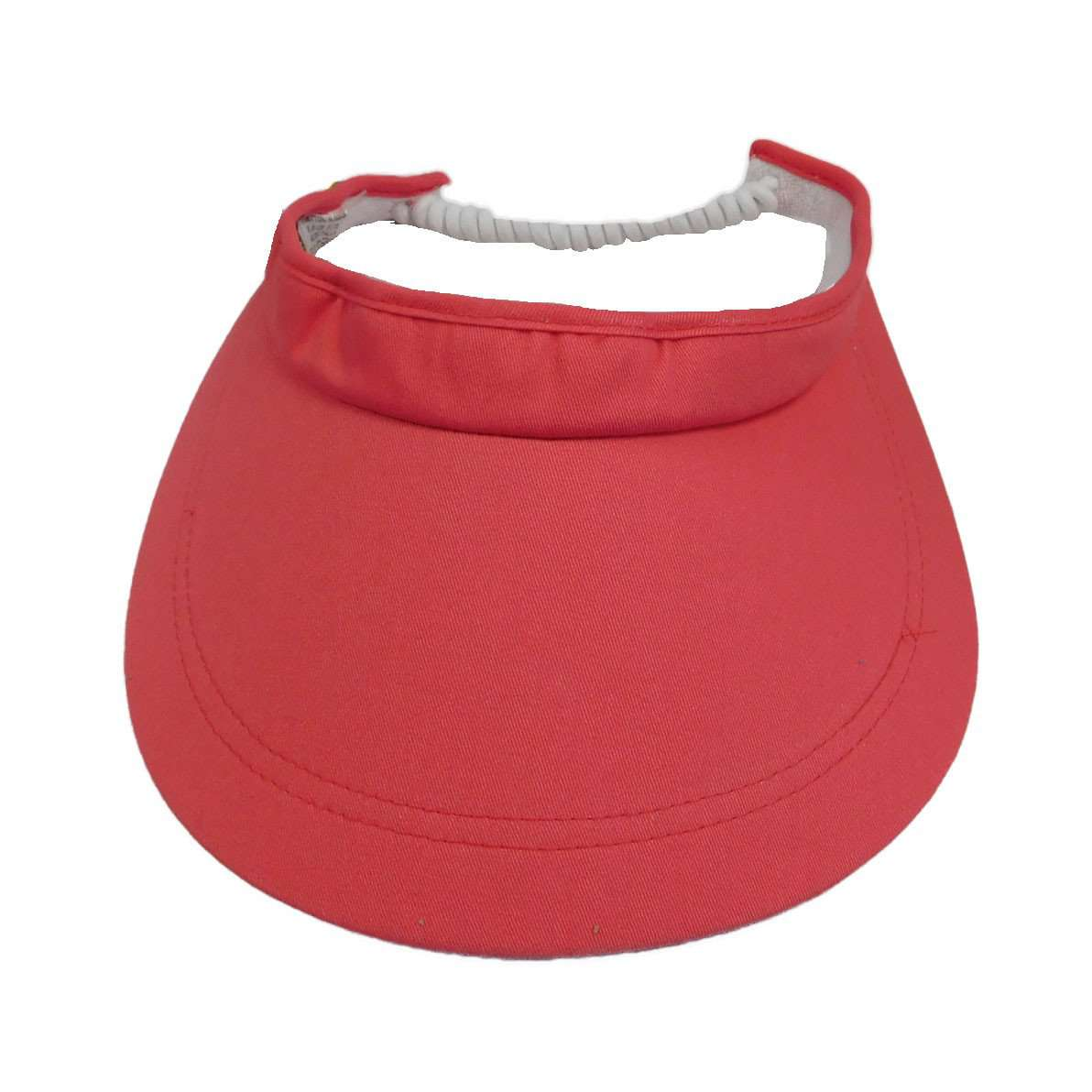 Scala Pro Golf Cotton Sun Visor - SetarTrading Hats