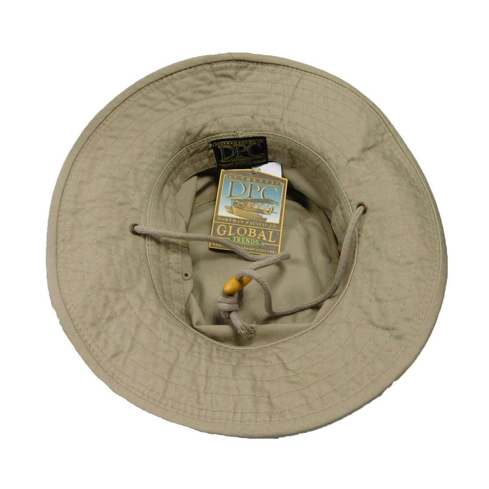 DPC Cotton Boonie - Khaki - SetarTrading Hats