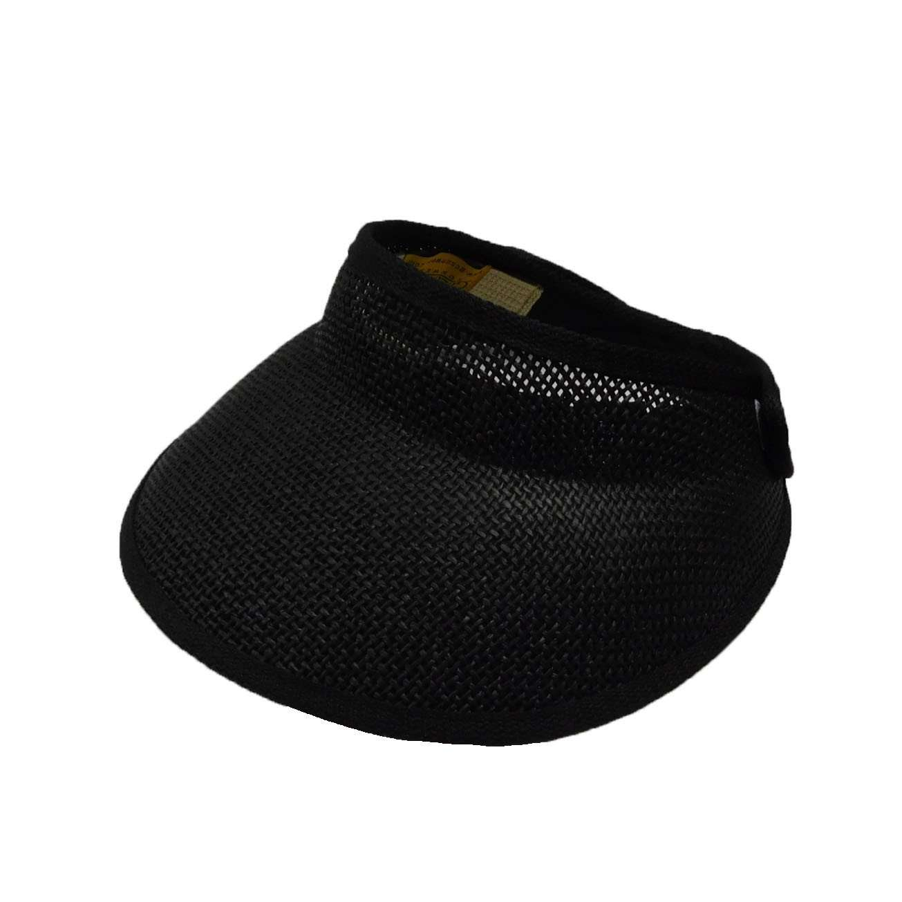 Gold Coast No Head Ache Sun Visor - Black - SetarTrading Hats