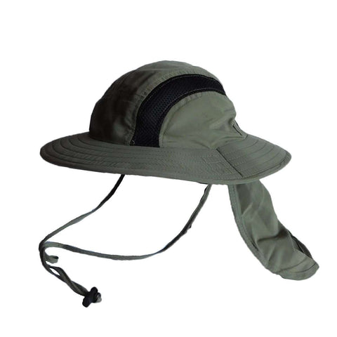 Microfiber Boonie with Neck Cape