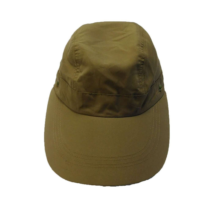 Microfiber Baseball Cap with Neck Cape - SetarTrading Hats