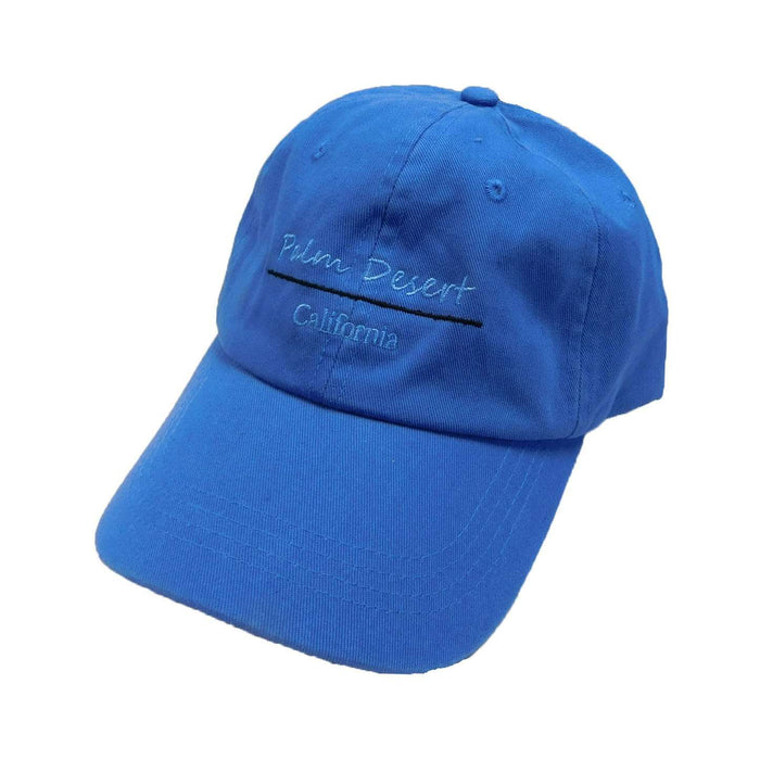 Twill Baseball Cap - Blue - SetarTrading Hats
