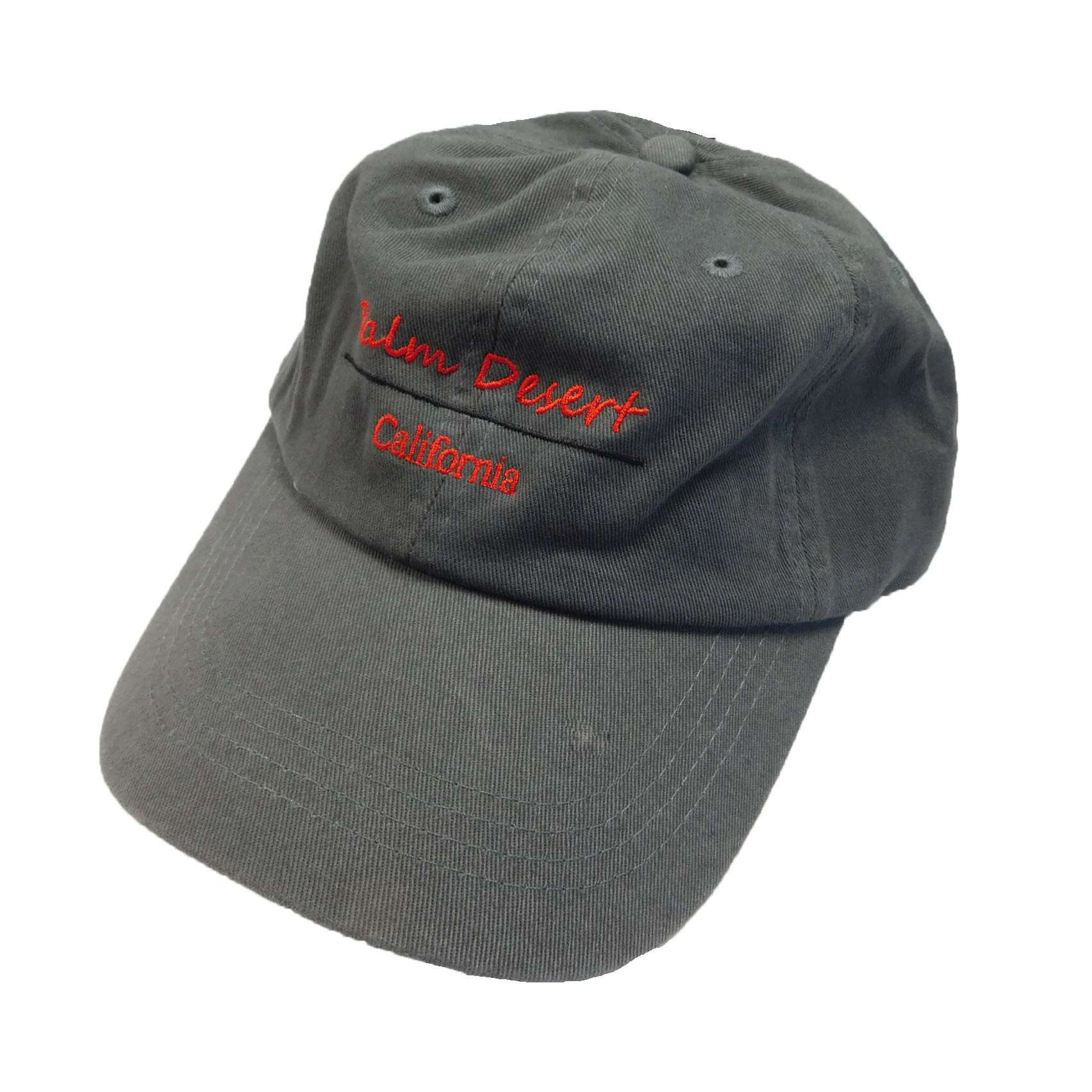 Twill Baseball Cap - Charcoal - SetarTrading Hats