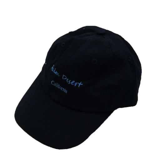 Twill Baseball Cap - Black - SetarTrading Hats