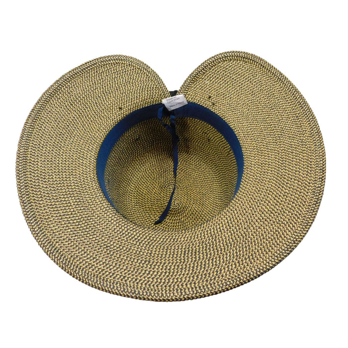 Butterfly Split Brim Sun Hat - SetarTrading Hats
