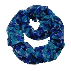 Abstract Circles Infinity Scarf - SetarTrading Hats