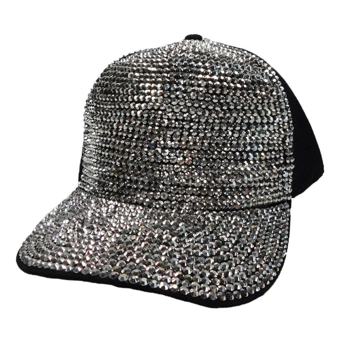 Studded Baseball Cap - SetarTrading Hats